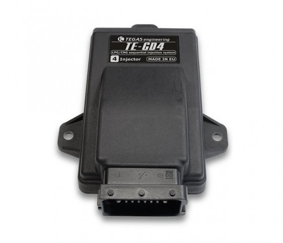 TE-GD4 - Контроллер впрыска газа газодизельной системы