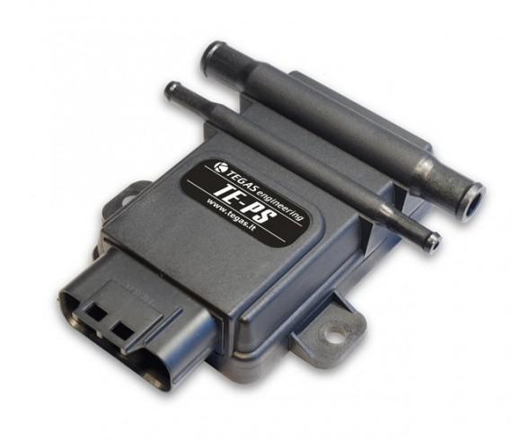 TE-PS - Dujų įpurškimo paskirstymo kontroleris su integruotais jutikliais